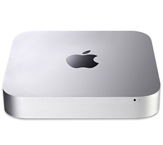 L'integrazione perfetta con un server Apple Mac MINI come cuore